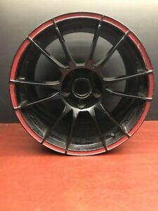 2007 Porsche 911 Turbo Oz Racing Ultraleggera Rear Wheel Rim 11x19 Et40 2