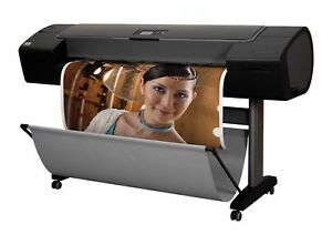 Hp Designjet Z2100 44 Large Format Printer
