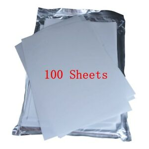 A4 3d Sublimation Heat Transfer Film 100 Sheets For Vacuum Heat Press Machine