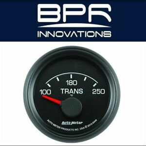 Autometer Ford Factory Match Transmission Temperature Analog Gauge 8449