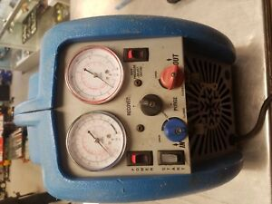 Promax Rg5410a Refrigerant Recovery Unit Good Condition