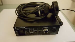 Panasonic Endoscope Camera Gp Ks252 New