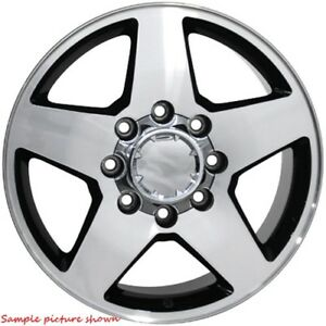 4 New 20 Wheels Rims For Chevrolet 1999 2010 Suburban 2500 Hd Chevy A1041