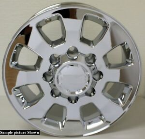 4 New 18 Wheels Rims For Chevrolet 1999 2010 Suburban 2500 Hd Chevy A1044