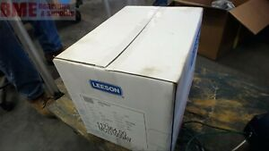 Leeson 117364 00 2 Hp Ac Motor 3450 Rpm 2p 115 Volts 56hc Frame Single Phase