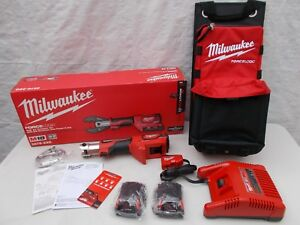 Milwaukee Model 2678 20 Ridgid Propress Hydraulic Cable Cutter No Crimper Head