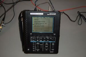 Tektronix Ths 710a 60mhz 200ms s Handheld Digital Oscilloscope Multimeter