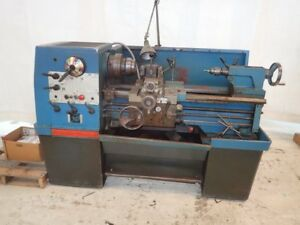 Clausing Colchester 15 Lathe 15 X 24 02181680001