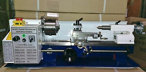 Mini Lathe Package Brand New 7x14 Machine With Dro 4 Chuck