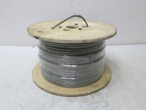 1000ft 22 8 22 Gauge 8 Conductor Stranded Wire Cmr cl3r Gray Alarm Cable E179335