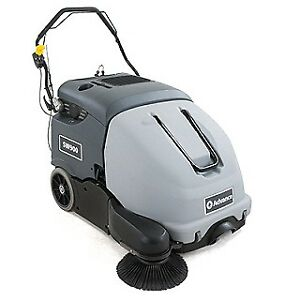 Advance Sw900 Walk behind Battery Sweeper Wet Batteries