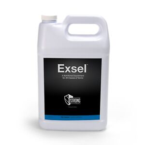 Exsel Antibodies Target Scours When Added To Drinking Water 1 Gallon
