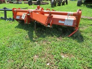 Terra Force 74 Inch 3 Point Rototiller