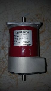 Pacific Science 1 8 Step Motor 65v 125w 1500rpm E32nlfp lsf ns 02