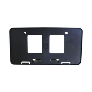 Am Front License Plate For Toyota Camry Black