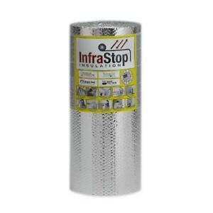 Infrastop 24 X 25 Double Bubble Reflective Foil Insulation
