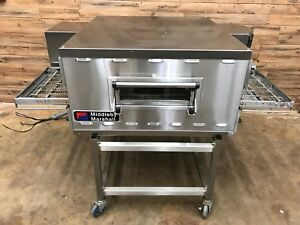 2014 Middleby Marshall Ps536es Electric Conveyor Oven With 18 X 36 Belt