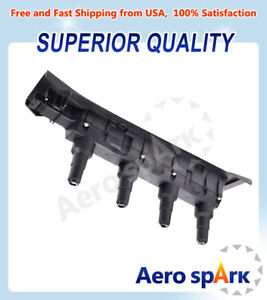 New Ignition Coil Pack For 99 09 Saab 2 0l 2 3l L4 Uf577