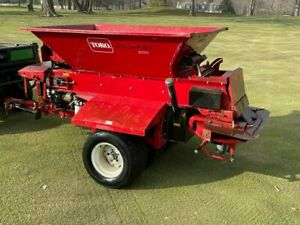 2015 Toro Workman Hdx Only 700 Hours