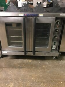 Bakers Pride Bco e1 Cyclone Full Size Electric Convection Oven 220 240v 1ph