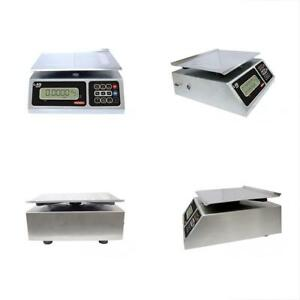 Digital Scales Torrey Leq 10 20 High Precision Portion Control Scale Stainless