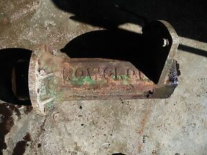 Oliver 88 Tractor Axle Housing