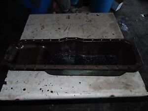 Oliver 88 Tractor Oil Pan
