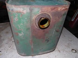Oliver 88 Tractor Fuel Tank