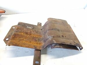 Case Sc Tractor Battery Plate