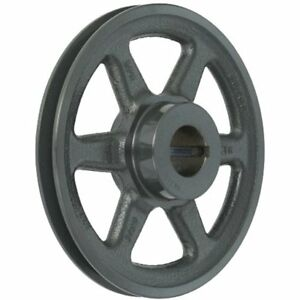 Pulleys Browning Ak74x 1 4 Finished Bore Sheave 1 4 Bore Uses 3l Belt