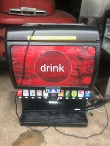 Cornelius 10 Flavor Fountain Soda Dispenser Send Best Offer