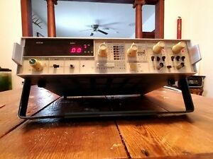 Fluke 1953a Programmable Two Channel Counter Timer W Gpib And Options 15 And 16