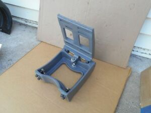 Logan Lathe Bench Stand And Motor Bracket