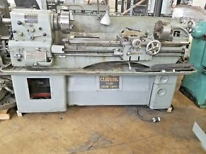15 Colchester Engine Lathe 15 24 X 48 Gap Bed W Threading 2 Hole 3 4 Jaws