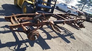 1947 48 49 50 51 52 53 Chevy Gmc 3600 Long Box Chassis Oem Original Resto Parts