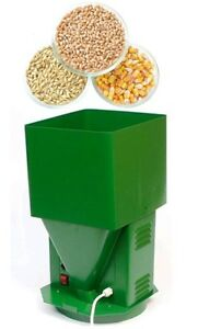 300 Kg Per Hour Feed Mill Grinder Wheat Beans Corn Grain Oats Other Crusher 220v