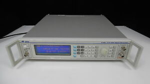 Aeroflex Ifr 2025 Signal Generator 9 Khz 2 51 Ghz W option 12