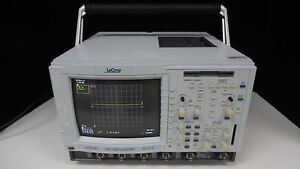 Lecroy 1ghz 4 channel Oscilloscope Lc584axl