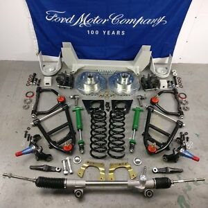 1964 1970 Ford Mustang Front Mustang Ii Ifs Conversion Kit