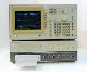 Hp 4194a 001 350 Impedance Gain phase Analyzer 10 Hz To 100 Mhz High Accuracy