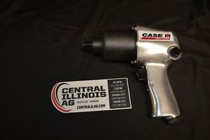 Case Ih 1 2 Impact Gun Snap On Made Sc17050 Central Il Ag
