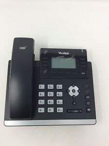 Yealink Sip t41p Ultra elegant Hd Ip Phone new In Box Office Phone