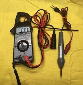 A w Sperry Dsa 440 6 function Digital Clamp On Meter