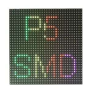 P5 Full Color Led Display Module Outdoor Rgb 32 32 Pixels Hid Screen 160 160mm