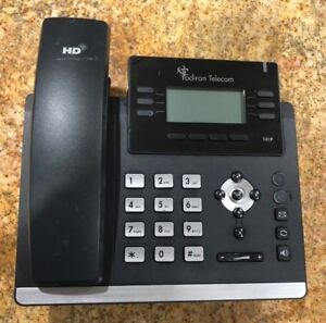 Yealink Tadiran Telecom Sip t42p 6 Line Hd Ip Phone W Poe Ps Voip