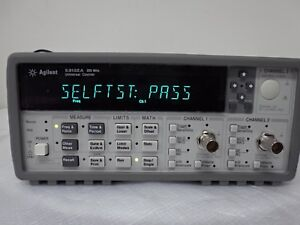 Agilent_53132a Universal Frequency Counter 225 Mhz 12 Digit My40002915