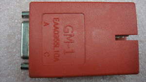 Snap On Diagnostic Adapter Gm 1 Eaa0355l10a