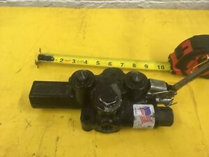 Prince Manufacturing Hydraulic Valve Rd 2575 t4 esa1 Double Acting Manual