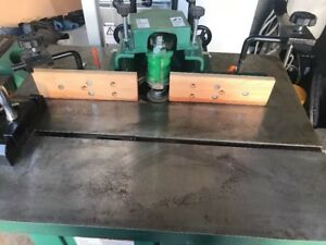 G5913z Grizzly Sliding Table Shaper