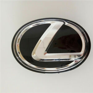For Lexus Black Front Emblem Is250 Is350 Rx350 Grille Grill Logo 14 18